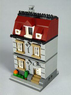 Mini Townhouse