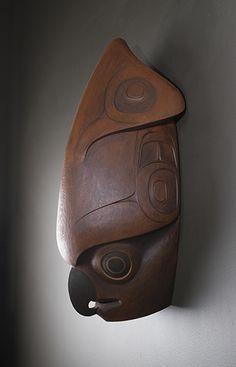 Xpi Hutsul - Squid Mask - Phil Gray. @cargocultist