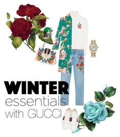 """""""Gucci-1"""" by letty-kims on Polyvore featuring Gucci and Rolex"""