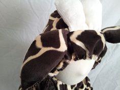 Child Size 6/7 Giraffe Costume