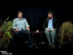 Why are you being mean to me? Between Two Ferns with Zach Galifianakis: Bradley Cooper