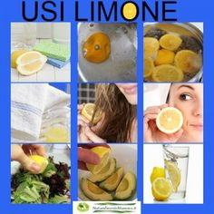 13 Proprietà Curative del Limone