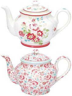 Greengate Teapots
