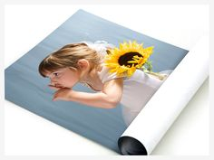 At #Blackpine_printing #posters are printed full color on one side of a sheet of paper. http://www.blackpineprinting.com/products/posters