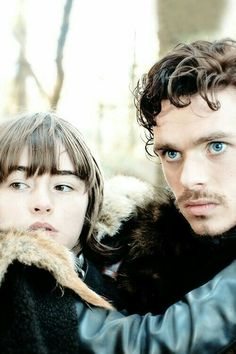 GoT - Bran and Robb