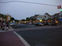 spend a night in Stone Harbor