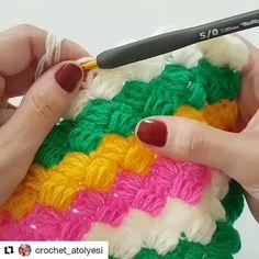 """495 Beğenme, 5 Yorum - Instagram'da model_sayfam( HATİCE ALBAYRAK) (@evimpiko_model_sayfam): """"#Repost @crochet_atolyesi (@get_repost) ・・・ Bu modelden çanta, yastık, sepet, battaniye, lif kısaca…"""""""