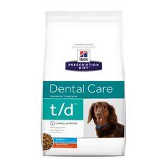 Hills PD t/d Dental Care Small Bites 2.25kg