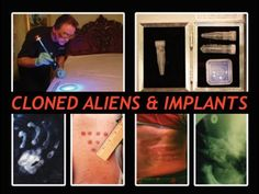 Mass Abduction, Cover Up, Former CIA - Alien Implants & Clones - The Evidence, Derrel Sims Alien Implants, Strange Stories, Camera Phone, Ufo, Aliens, Sims, Mystery, Bible, Science