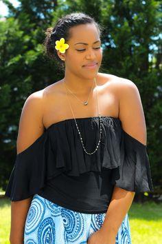Ruffles + Blues | House of Polynesia