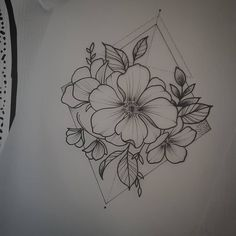 "96 Likes, 4 Comments - Jade Carpin (@heartshapedtattoos) on Instagram: ""Disponible ! 450 227 7408 pour plus d'informations #studiosouthbeach #quebectattooshops…"" #tattooinformation #FlowerTattooDesigns"
