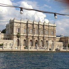 Dolmabahçe Sarayı/  istanbul, Turkey