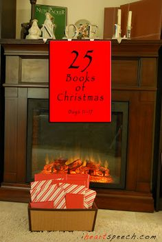 25 Books of Christmas Days 11-17 | iHeartSpeech.com