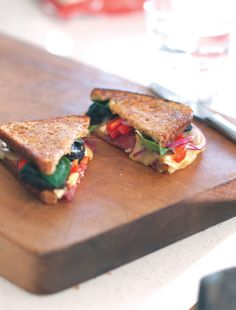 Vogel's is the best crunchy toast around! There is always a loaf in our freezer, and having grown up in a family with a Mum who has always looked for healthier options to feed us, a toasty sandwich was as close to a pie as we would get! This quick and easy Toasty Supreme is […]