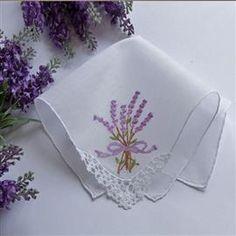 Bouquet napkin in va