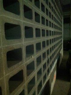 Garage boxes.