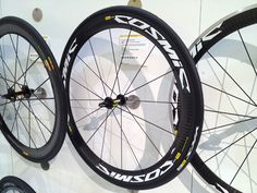 2013 Mavic Cosmic, R-Sys Wheels Get Lighter, Exalith Revised, Plus New Shoes & MTB Helmets!