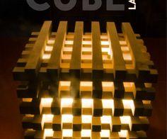 Tutorial: Laser Cut Wooden Cube Lamp