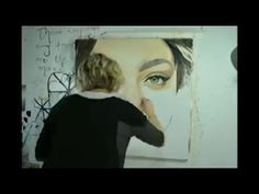 http://UpCycle.Club UpCycle Art & Life presents a beautiful time-lapse video coming from  @upcycleclub member the talented artist Stella Stylianou from Cyprus. Stella painted an impressive portrait on canvas with marker pens and oil paints. The footage, was filmed in Mitsero, Cyprus #HistoryProject @upcycleclub
