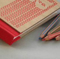 Cuadernos Wood, un proyecto de vic-a | Domestika