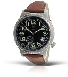 """Lip T10 Mermoz Chrome. I get such a 70's James Garner vibe from this watch; it's got both the retro classic look and the """"this watch says I may punch a dude"""" look."""