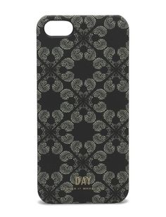DAY - Day IP Mono 5 Keep your IPhone safe with this stylish and elegant sleeve from DAY. The Sleeve is crafted in DAY's signature print and fits an iPhone case Logo detail Elegant Exquisite patterning Sophisticated S Signature, Other Accessories, Iphone Cases, Shoppa, Day, Pattern, Crafts, Black, Detail
