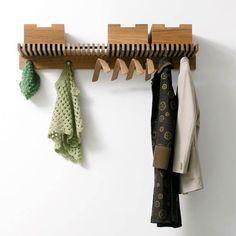 HAUS - Cutter Mini Wardrobe by Niels Hvass