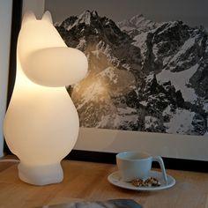 Stolní lampa Moomintroll 30cm - Terve.cz