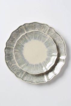 Smoke Rings Dinner Plate - Anthropologie.com