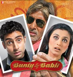 Release Date: 27 May 2005 Directed by: Shaad Ali Sahgal Produced by: Aditya Chopra Cast: Abhishek Bachchan, Rani Mukerji, Amitabh Bachchan and Others