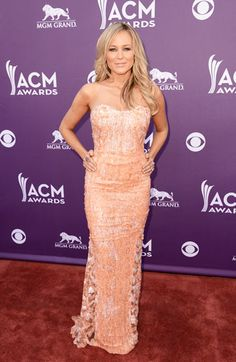 Jewel at the Academy of Country Music Awards 2013.  She is so beautiful.