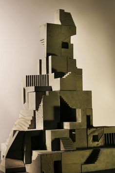 Concrete Modular Cities by David Umemoto