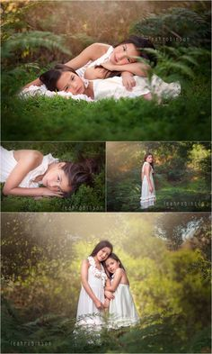 Leah Robinson Photography Stunning Sisters Photoshoot Girl posing
