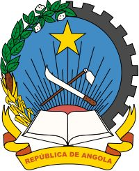 Coat of arms of Angola - Angola - Wikipedia, the free encyclopedia