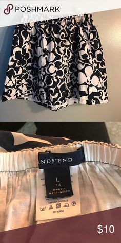 Girls Summer Spring Skirt Only used a couple of times and can be used many more. Feel free to leave me an offer Lands' End Bottoms Skirts