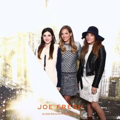 Joe Fresh Winter Magic Party with WeWoreWhat, Atlantic-Pacific, and Gal Meets Glam - louboutinsandlove.com