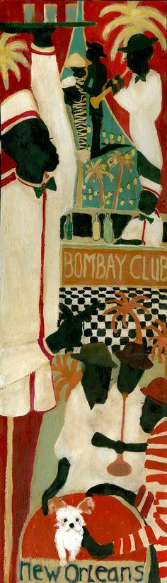 Bombay Club/William Hemmerling