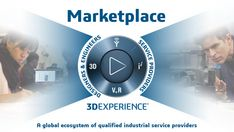 From #SOLIDWORKS #Design to Manufacture using the 3DEXPERIENCE Marketplace.  #3Dprinting  #3DEXPERIENCEMarketplace #manufacturing