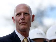 """PolitiFact Florida: Fact-checking Rick Scott on the environment and sea-level rise    Gov. Rick Scott's record on the environment has faced renewed scrutiny after a news report stated that administrators in his Department of Environmental Protection were banned from using the terms """"global warming"""" or """"climate change."""""""