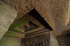 Tomba Ildebranda, Parco archeologico della Città del Tufo - Sovana (GR) #TuscanyAgriturismoGiratola