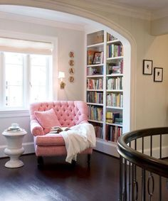 Move over fella's there is a woman cave movement happening & we have 4 awesome ideas to create a woman cave at home.  http://hometipsforwomen.com/forget-man-caves-woman-cave-ideas