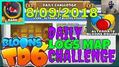 33 Best BLOONS TD 6 WALKTHROUGH images in 2018 | Daily challenges