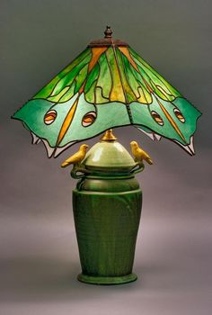 Astonishing Useful Tips: Lamp Shades Ceiling Etsy rustic lamp shades mercury glass.Rustic Lamp Shades Couch old lamp shades flea markets. Old Lamp Shades, Rustic Lamp Shades, Floor Lamp Shades, Stained Glass Lamp Shades, Tiffany Stained Glass, Stained Glass Art, Tiffany Lamp Shade, Art Nouveau, Stained Glass Projects