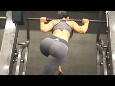 Michelle Lewin Workout: Bootybuilder, not Bodybuilder