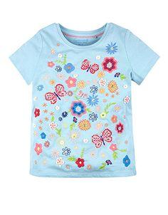 Garanimals Toddler Girl Short Sleeve Printed Hi-Lo Tee, Size: 25 Months, Green Toddler Girl Shorts, Monsoon Uk, Summer Kids, Summer Wardrobe, Shirts For Girls, Kids Outfits, Girl Fashion, Tees, Prints