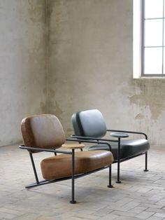 Iron Furniture, Plywood Furniture, Home Furniture, Modern Furniture, Furniture Design, Bar Design, Sofa Design, Interior Design, Lounge Chair Design