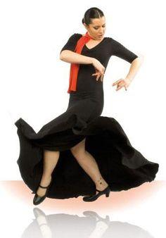 Robe de danse flamenco ref. E3666PS10PS151