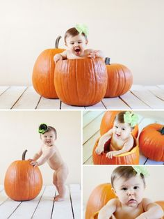 October baby photoshoot idea:)