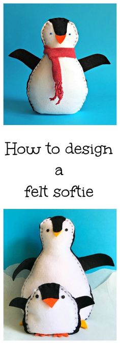 How I Design A Softie