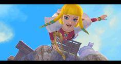 The Legend of Zelda: Skyward Sword 1080p - Zelda